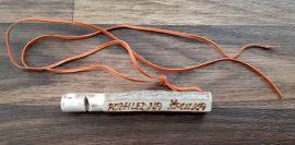Dřevěná píšťalka